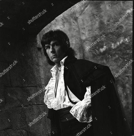 Stock Photo of Robert Tayman as Count Mitterhaus