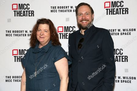 Stock Picture of Theresa Rebeck, Moritz von Stuelpnagel