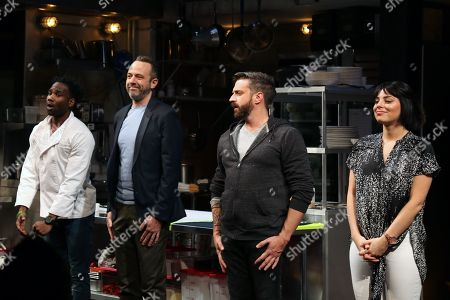 Editorial photo of 'Seared' play opening night, New York, USA - 28 Oct 2019