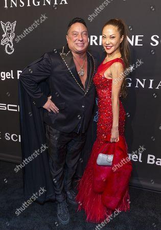 Ivan Wilzig and Mina Otsuka