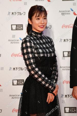 Stock Picture of Mayu Matsuoka