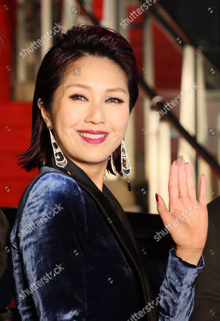 Stock Picture of Miriam Yeung