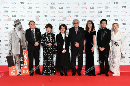 Chieko Baisho, Yoji Yamada, Kumiko Goto, Hidetaka Yoshioka, Mari Natsuki