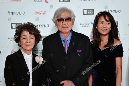 Chieko Baisho, Yoji Yamada, Kumiko Goto