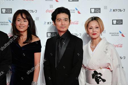 Kumiko Goto, Hidetaka Yoshioka, Mari Natsuki