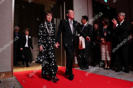 Editorial image of 32nd Tokyo International Film Festival Opening Ceremony - 28 Oct 2019