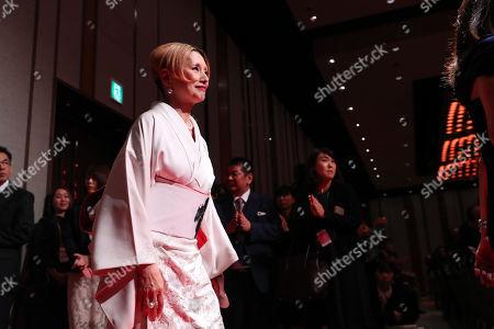 Editorial photo of 32nd Tokyo International Film Festival Opening Ceremony - 28 Oct 2019