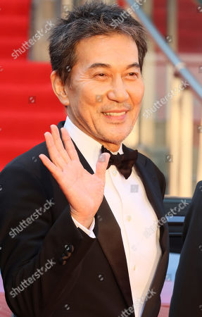 Stock Picture of Koji Yakusho
