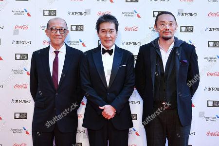 Terence Chang, Koji Yakusho, Fay Yu