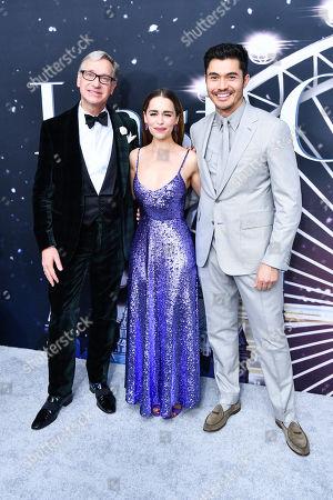 Henry Golding, Emilia Clarke, Paul Feig