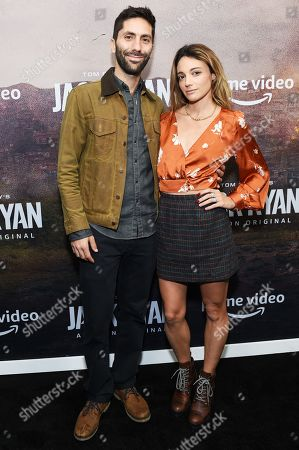 Editorial photo of Tom Clancy's 'Jack Ryan' season two TV show premiere, Arrivals, New York, USA - 29 Oct 2019