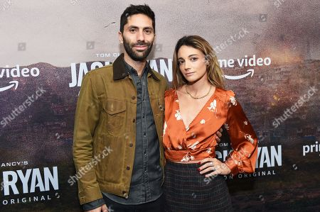Editorial picture of Tom Clancy's 'Jack Ryan' season two TV show premiere, Arrivals, New York, USA - 29 Oct 2019