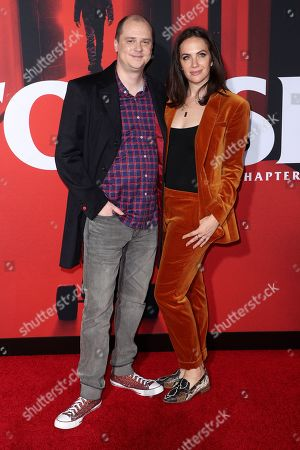 Mike Flanagan and Kate Siegel