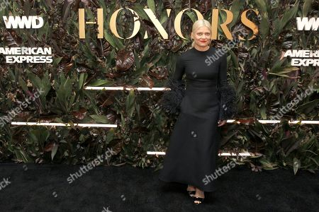 Editorial photo of 4th Annual WWD Honors, Arrivals, New York, USA - 29 Oct 2019