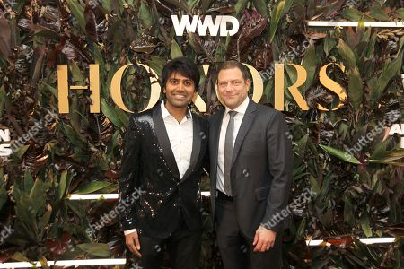 Editorial picture of 4th Annual WWD Honors, Arrivals, New York, USA - 29 Oct 2019