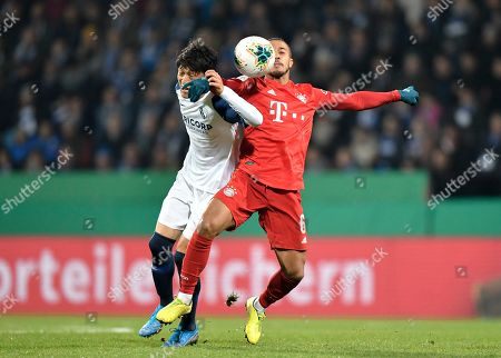 Editorial photo of Soccer Cup, Bochum, Germany - 29 Oct 2019