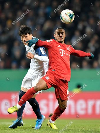 Editorial image of Soccer Cup, Bochum, Germany - 29 Oct 2019