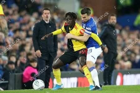 Editorial photo of Everton v Watford, EFL Cup - 29 Oct 2019