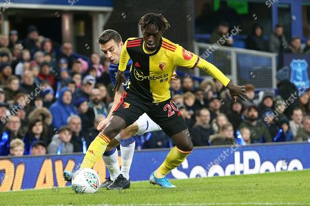 Editorial picture of Everton v Watford, EFL Cup - 29 Oct 2019