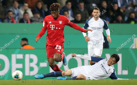 Editorial picture of VfL Bochum vs FC Bayern Muenchen, Germany - 29 Oct 2019