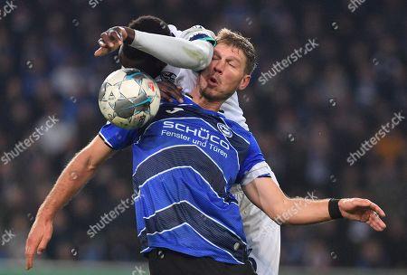 Editorial image of Arminia Bielefeld vs FC Schalke 04, Germany - 29 Oct 2019