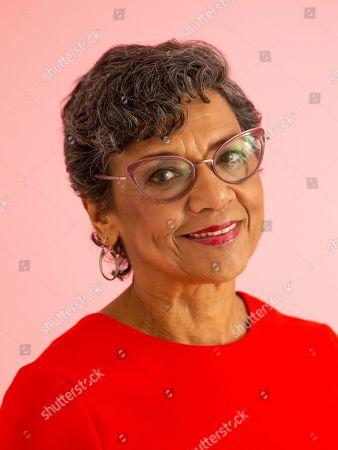 Editorial photo of Sonia Manzano Portrait Session, New York, USA - 23 Oct 2019