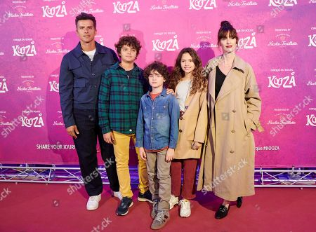 Editorial picture of Cirque Du Soleil 'Kooza' premiere, Madrid, Spain - 29 Oct 2019