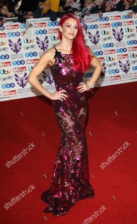 Stock Picture of Dianne Buswell