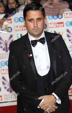 Editorial photo of Pride of Britain Awards, London, UK - 28 Oct 2019
