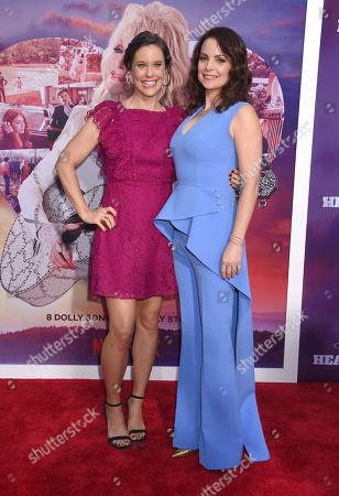Ashley Williams and Kimberly Williams-Paisley