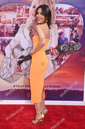 Editorial image of 'Dolly Parton's Heartstrings' TV show premiere, Arrivals, Pigeon Forge, USA - 29 Oct 2019