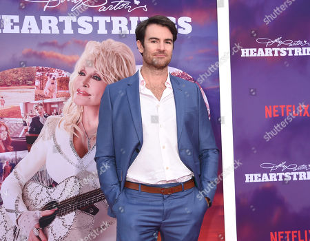 Editorial picture of 'Dolly Parton's Heartstrings' TV show premiere, Arrivals, Pigeon Forge, USA - 29 Oct 2019