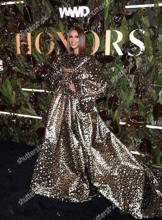 Iman attends the fourth annual Women's Wear Daily WWD Honors at the InterContinental Barclay, in New York