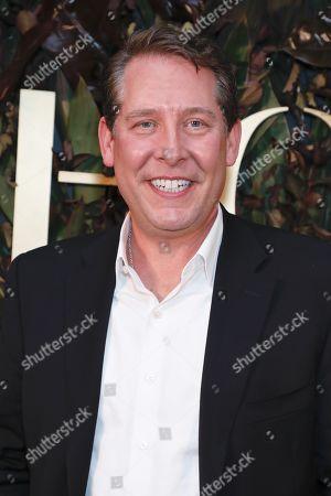 Stock Photo of Greg Petro