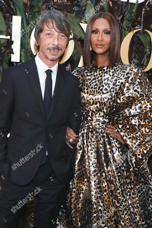 Pierpaolo Piccioli and Iman