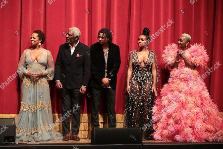Vanessa Bell Calloway, Vondie Curtis-Hall, Henry Hunter Hall, Janelle Monae, Cynthia Erivo