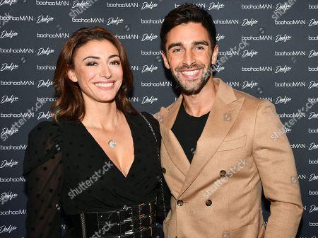 Rachel Legrain Trapani and Valentin Leonard