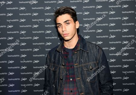 Stock Picture of Samuel Bensoussan