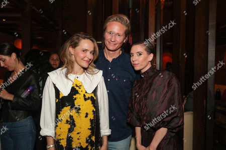 Editorial photo of Ganni VIP Party, The Dresden Restaurant and Lounge, Los Angeles, USA - 25 Oct 2019