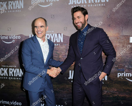 """Editorial picture of NY Premiere of Amazon's """"Tom Clancy's Jack Ryan"""" Season Two, New York, USA - 29 Oct 2019"""