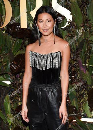 Stock Image of Revolve chief brand officer Raissa Gerona attends the fourth annual Women's Wear Daily WWD Honors at the InterContinental Barclay, in New York