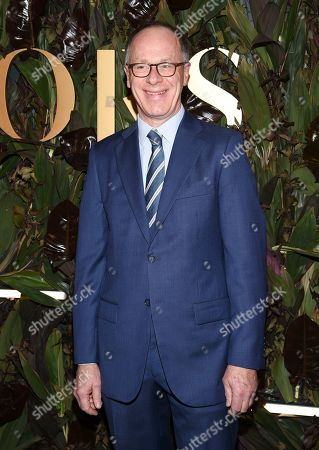 Stock Image of WWD editorial director James Fallon attends the fourth annual Women's Wear Daily WWD Honors at the InterContinental Barclay, in New York