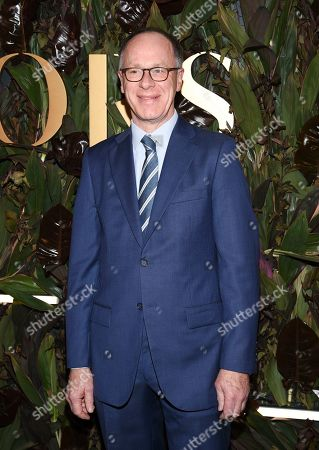 WWD editorial director James Fallon attends the fourth annual Women's Wear Daily WWD Honors at the InterContinental Barclay, in New York