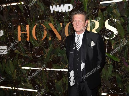 Nicholas Graham attends the fourth annual Women's Wear Daily WWD Honors at the InterContinental Barclay, in New York