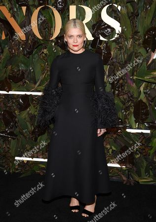 Stock Image of Stylist Kate Young attends the fourth annual Women's Wear Daily WWD Honors at the InterContinental Barclay, in New York