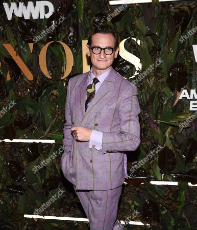 Hamish Bowles attends the fourth annual Women's Wear Daily WWD Honors at the InterContinental Barclay, in New York