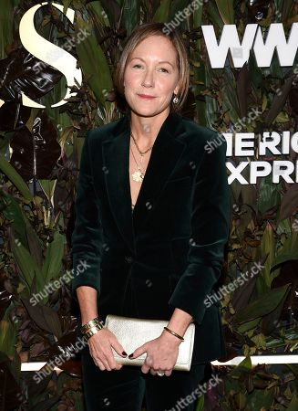 Stock Image of Beautycounter founder and CEO Gregg Renfrew attends the fourth annual Women's Wear Daily WWD Honors at the InterContinental Barclay, in New York