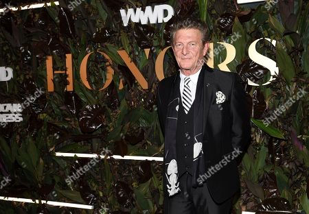 Editorial image of 2019 WWD Honors, New York, USA - 29 Oct 2019