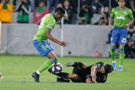 Editorial photo of MLS Sounders LAFC Soccer, Los Angeles, USA - 29 Oct 2019