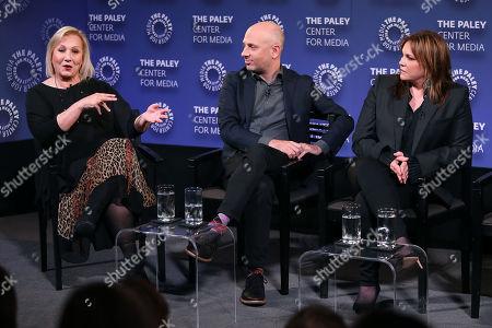 Mimi Leder, Michael Ellenberg and Kerry Ehrin (Exec. Producers)